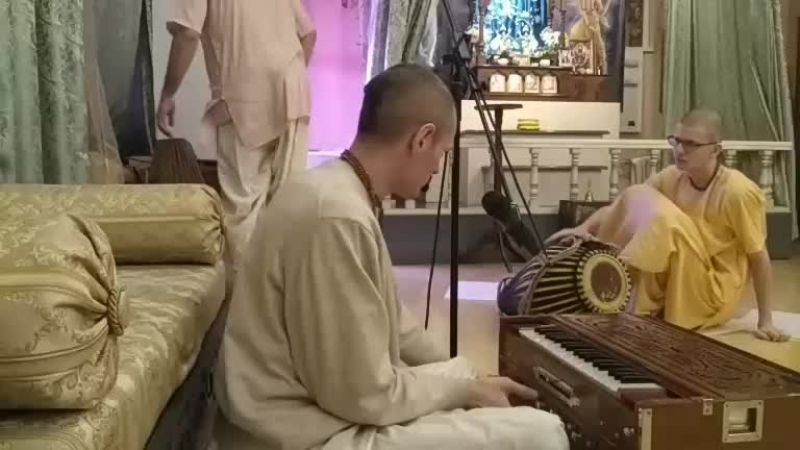 Шримад Бхагаватам Ишвара Таттва Вид прабху