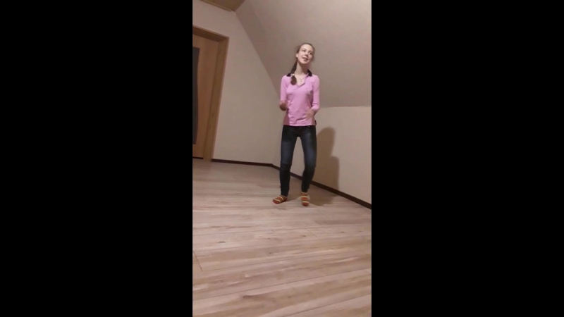 Моя малышка кресница и ее первый опыт в мире танца