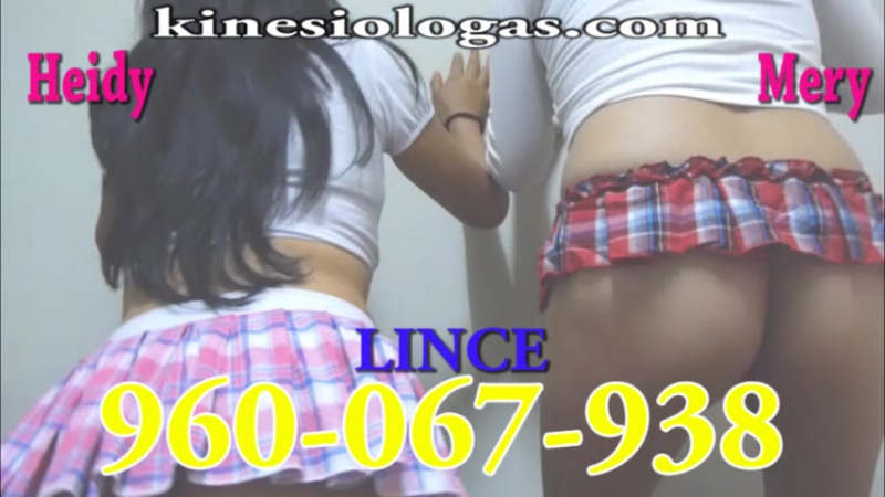 Chicas con depa lince