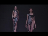 Jef Montes Naked catwalk Fashion Show Resolver ¦ Nude Catwalk Models at FashionWeek Amsterdam