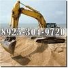 Продажа песка, щебня в Московской области