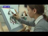 Новый дом для мастеров кисти! Детская художественная школа торжественно открыта.
