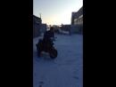 Дрифт на скутер ирбис Грейс
