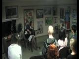 Мелка Пелка Melka Pelka Этно- шаманская фолк встреча в арт-галерее бандероль