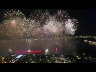 Fireworks 2018 Sharjah