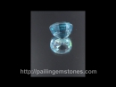 Синий циркон Blue-Zircon-Oval-8.3-ct