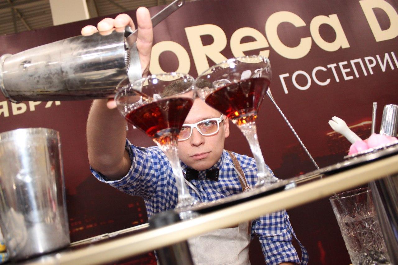 На выставке «HoReCa Don» соберутся больше 4 000 рестораторов и отельеров