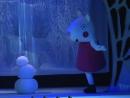 Акценти дня - Новорічна вистава Пригоди в крижаному королівстві