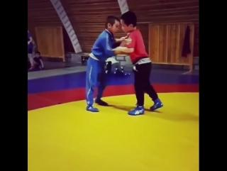MMA Fighters KZ: Жас ырандар!