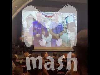 Космонавтов на МКС по видеосвязи спросили про «Теорию плоской Земли»