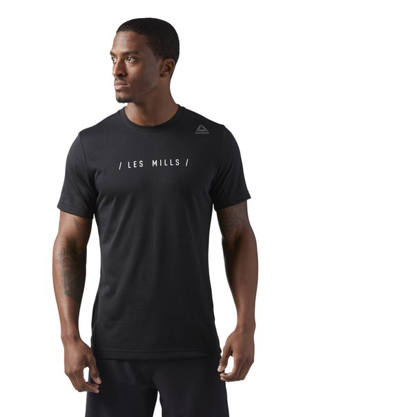 Спортивная футболка LES MILLS