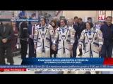 Уже в третий раз крымчанин Антон Шкаплеров отпразднует свой день рождения на околоземной орбите