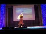 Irina Ignatova#iranian dance#bandari#gala show#orientaliya2017(part2)
