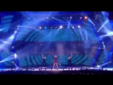 LOBODA - Твои глаза (Шоу звёзд Русского Радио и Радио Шансон - «Он и Она»)