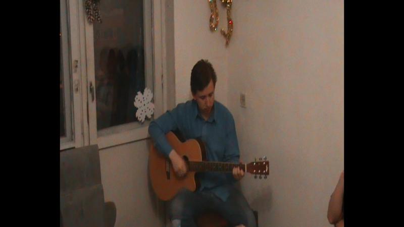 Виктор Харрисон поёт Аффинаш.