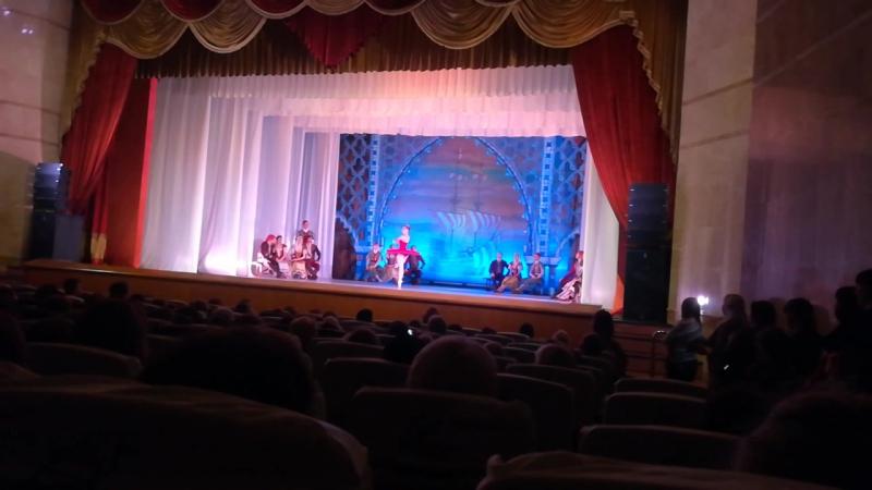 Кремлёвский балет в Губкине в рамках Фестиваля АРТ ОКНО