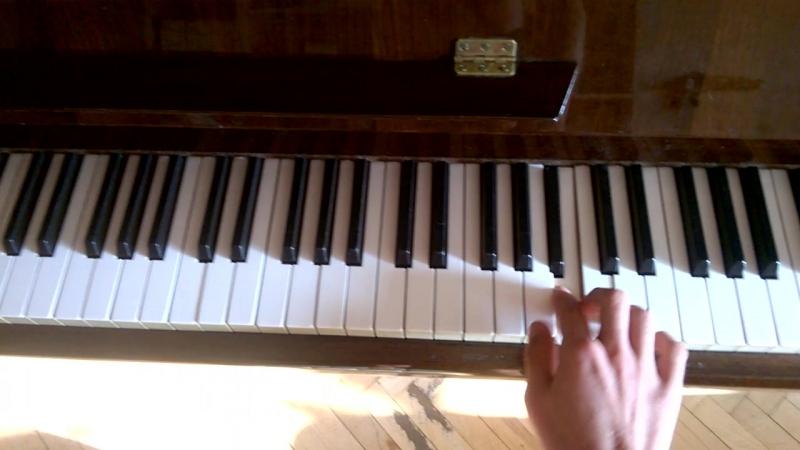 Пианино-залипайка.