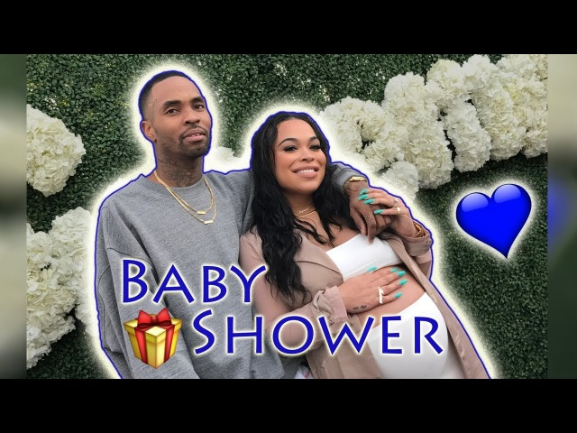 Heather's Baby Shower (EMOTIONAL DAY)