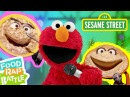 Sesame Street: Cereal vs. Oatmeal feat. James Iglehart Lynn Cheng | Elmo's Food Rap Battle
