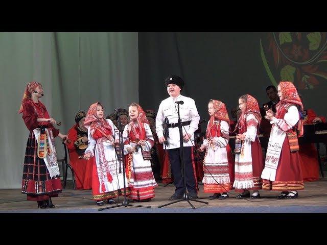 Ой ниточка тоненькая Русская народная песня