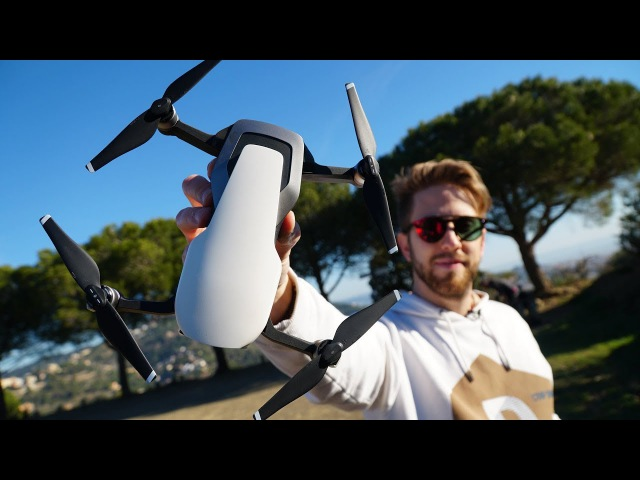 DJI MAVIC AIR REVIEW | Everything you should know
