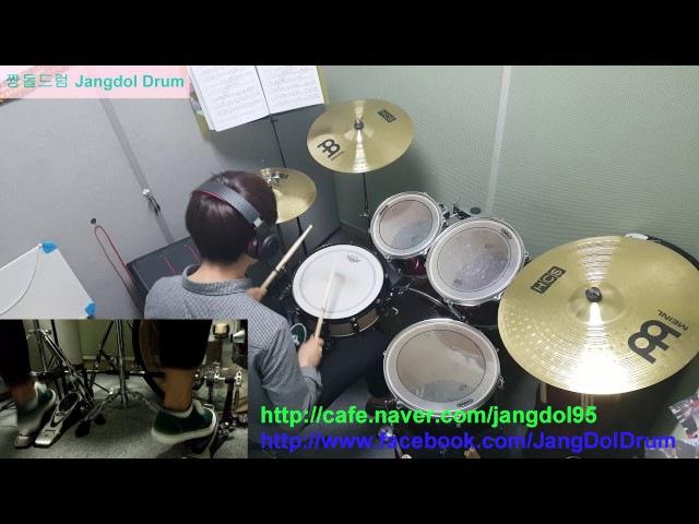 방탄소년단 - 불타오르네 (BTS-FIRE) / 짱돌드럼 Jangdol Drum (드럼커버 Drum Cover, 드럼악보 Drum Score)