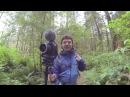 Daniel Kordan BTS for landscape photography tutorial