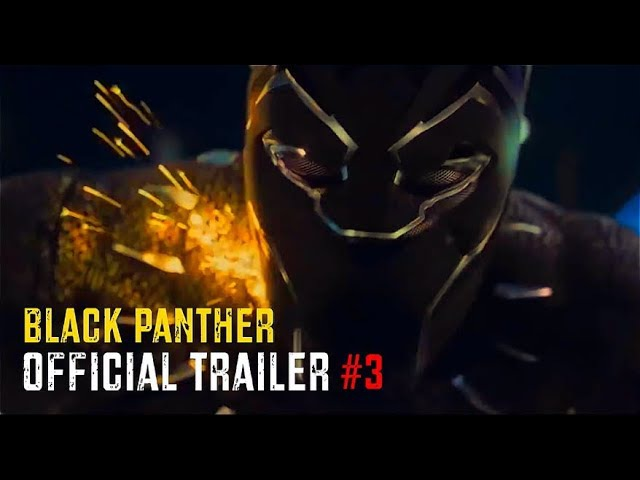 BLACK PANTHER | PROTECT THE SOUL STONE [TRAILER 3] [OFFICIAL]