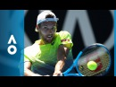 Joao Sousa v Marin Cilic match highlights 2R Australian Open 2018