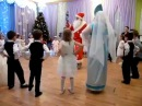 Хоровод на песню Дед Мороз и валенки.