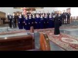Хор Днепропетровской академии музыки им.М.Глинки католический Костел (г.Белос...