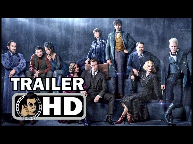 FANTASTIC BEASTS 2: THE CRIMES OF GRINDENWALD First Look Teaser (2018) J.K. Rowling Fantasy Movie HD