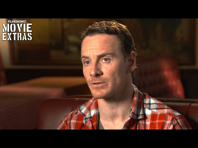 The Snowman | On-set visit with Michael Fassbender - Harry Hole
