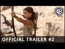 ENG | Трейлер фильма «Tomb Raider: Лара Крофт — Tomb Raider». 2018.