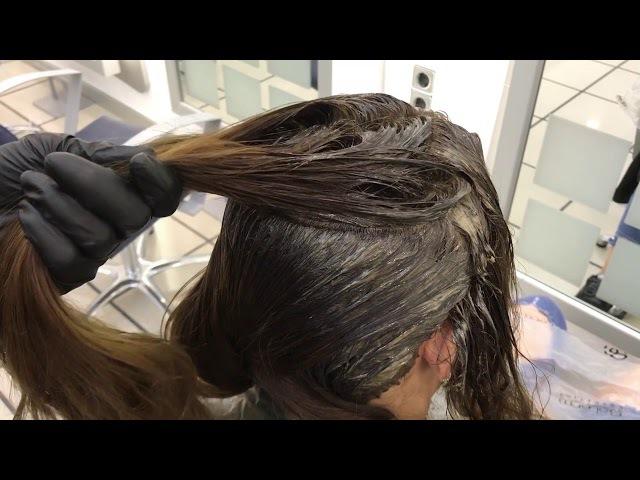 Técnica Shatush Paso a Paso   Salerm Cosmetics