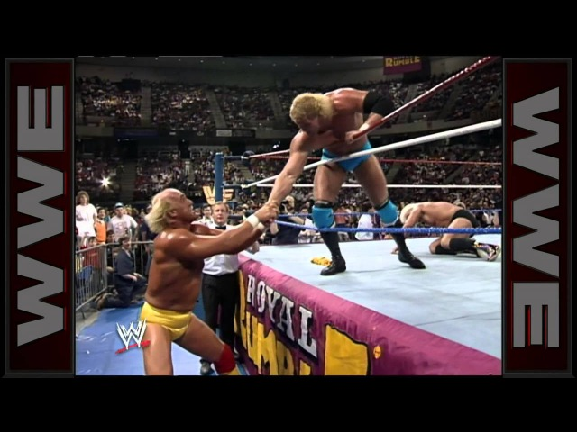 WWE Top 10 - Most controversial Royal Rumble Match eliminations