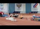60 м бег Первенство России Молодежь Стародубова 7 35 Акиниймика 7 43