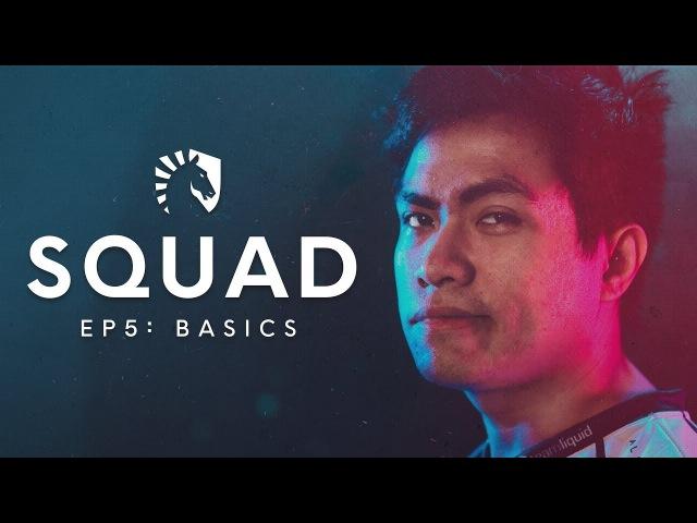 Liquid LoL | SQUAD S2 EP5 - Basics (TL vs CLG GGS)