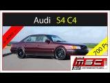 Audi 100 S4 C4 5 Zylinder TTE600+ 100-200 700Ps  Motorsportcheck.de