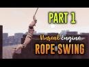 ╭ ╯UE4 Rope Swing - Tutorial - Part 1