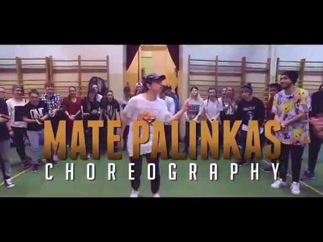 Missy Elliott WTF (ft. Pharrel) Choreography by Mate Palinkas
