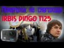 Покатухи на снегоходе IRBIS DINGO T125