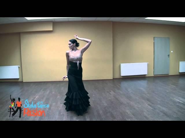 Flamenco - Taneční kurzy - škola tance Pasión