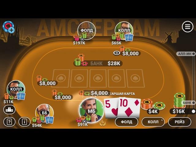 Poker World Amsterdam Golden Trophy