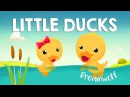 Little duck dance - lovely song for kids. Animated english nursery rhymes for children by Dreamwolf