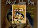 Знакомьтесь, Джон Доу (1941) США.