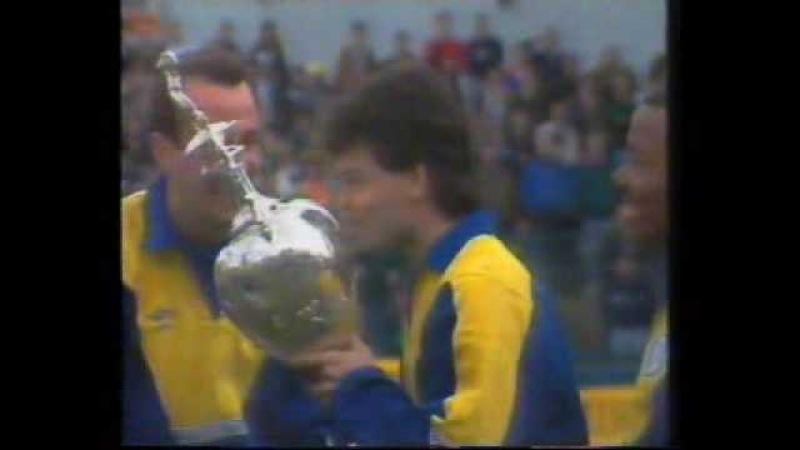 Barclay English League 1991/92 Season Review Part 6/6