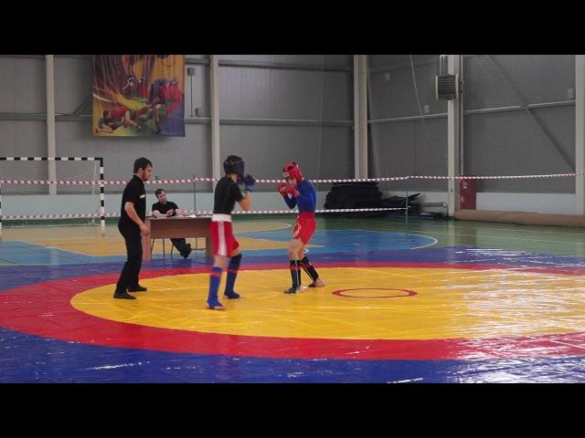 Михаил Канцарин (красный угол) 2 бой СБЕ(ММА) - Чемпионат области 2018
