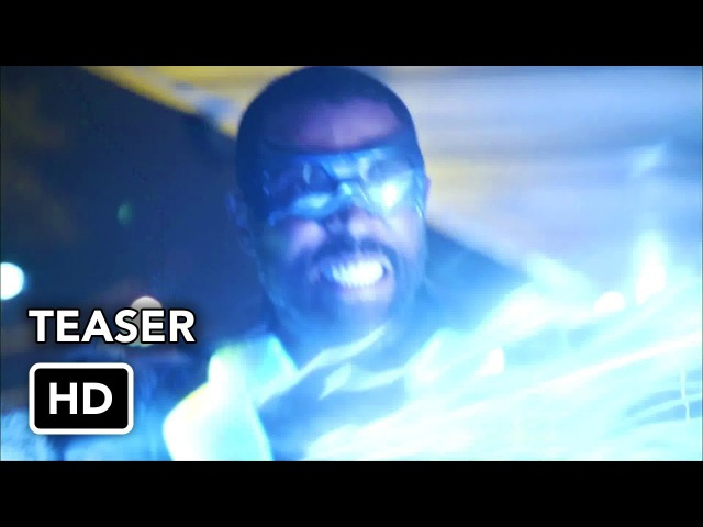 Black Lightning (The CW) Power Up Teaser Promo HD