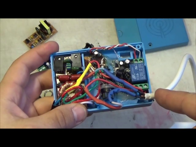 Делаем радиоуправляемый удлинитель